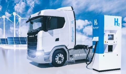 Cikautxo desarrolla componentes y circuitos para vehículos de Hidrógeno