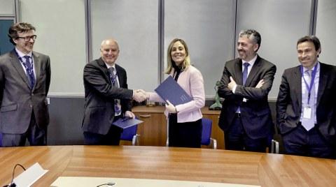 Cikautxo recibirá 26 millones del Banco Europeo de Inversiones
