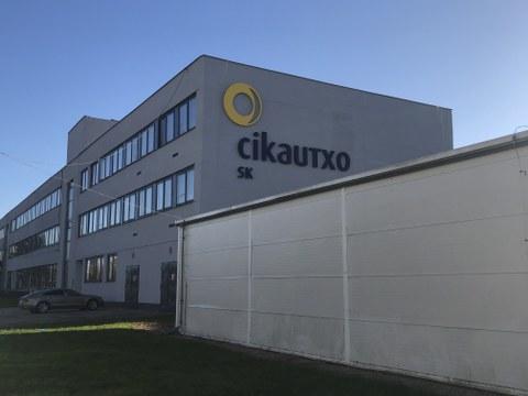 Cikautxo Slovakia es premiada por Renault con el premio a la Calidad y Satisfacción del Cliente