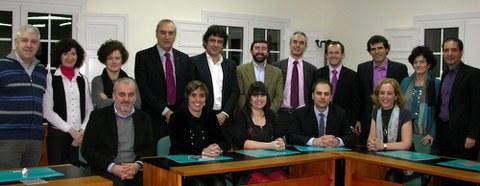 Clausura del MBA Executive 2010-11 de Otalora