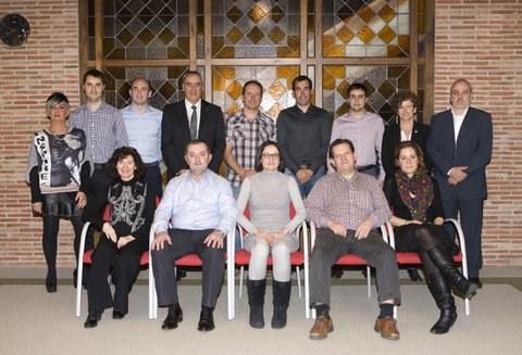 Clausura del MBA Executive en Otalora