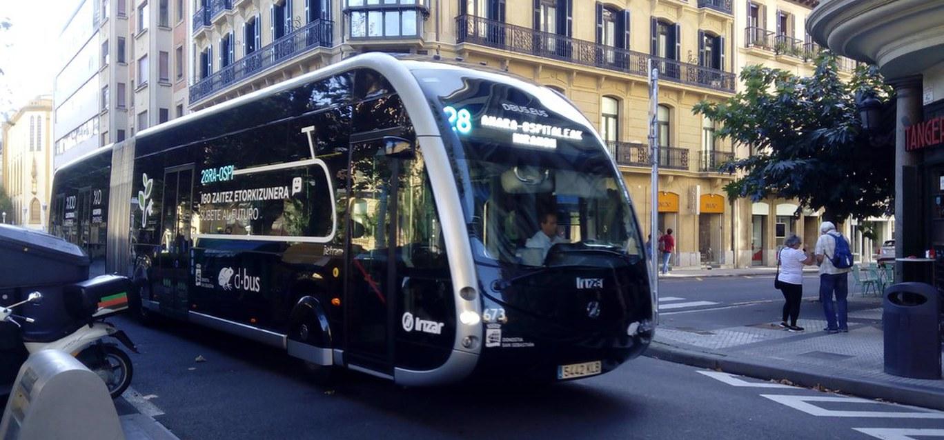 Autobús eléctrico: ¿andamos tarde?