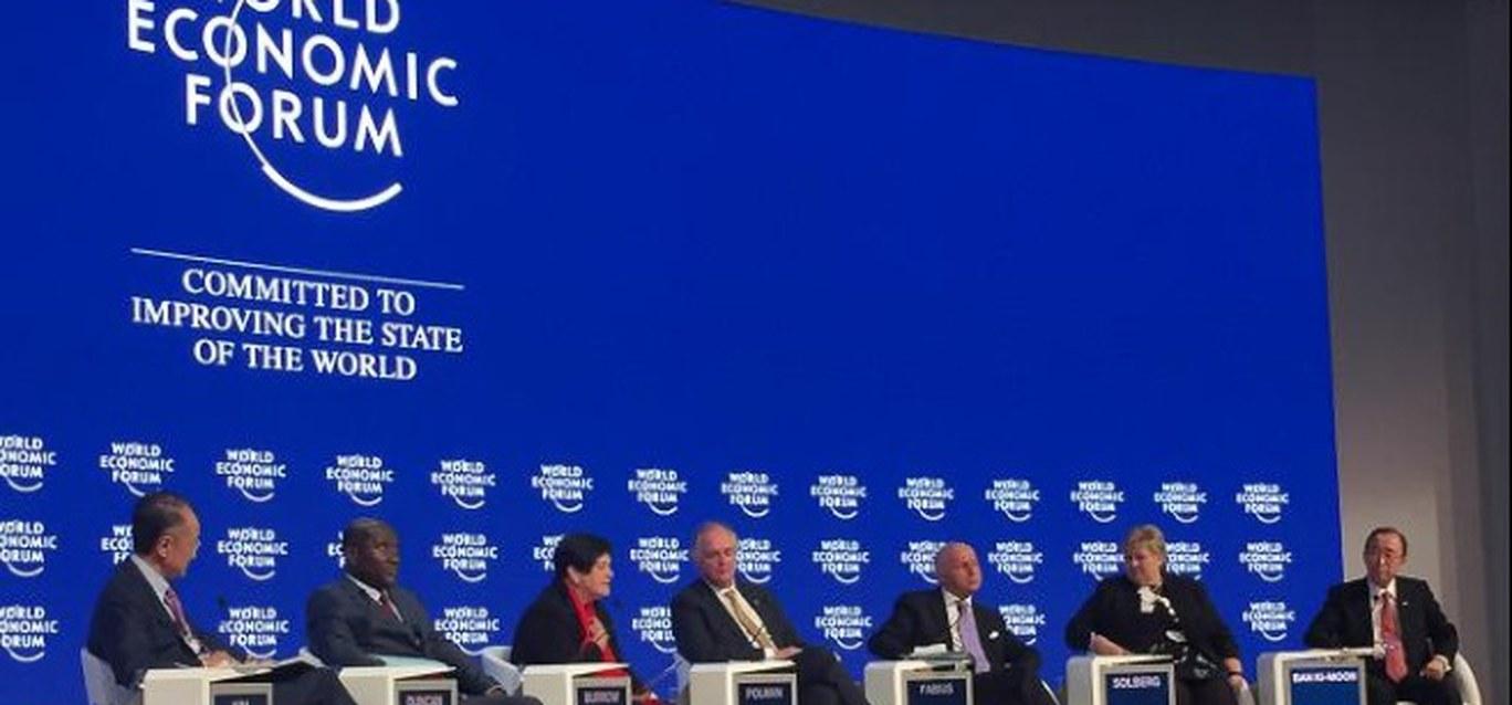 Davos somete a examen el futuro del capitalismo