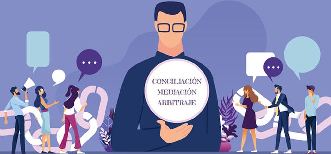 La mediación: fórmula extrajudicial para la resolución de conflictos