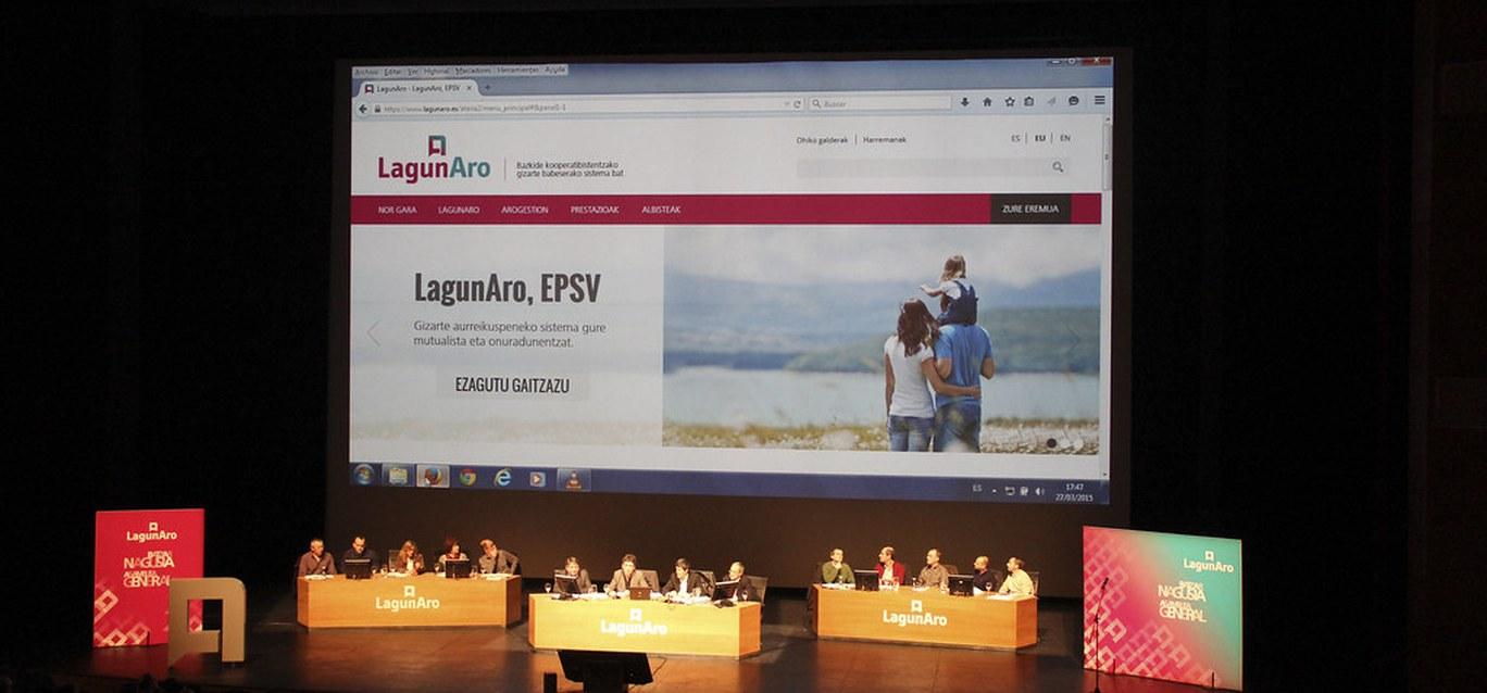 LagunAro, EPSV amplía su catálogo de servicios médicos