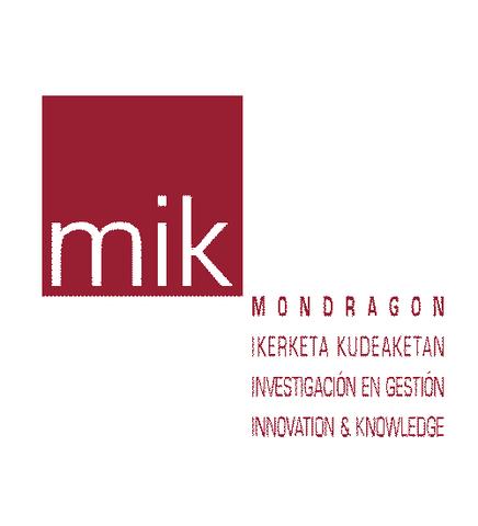 MIK, investigar y transferir conocimiento en el ámbito empresarial