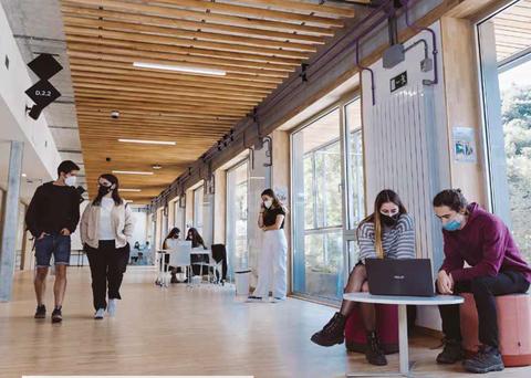 ¿Cómo han iniciado el nuevo curso los centros educativos de MONDRAGON?