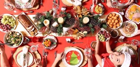 Consejos para una alimentación saludable en Navidad