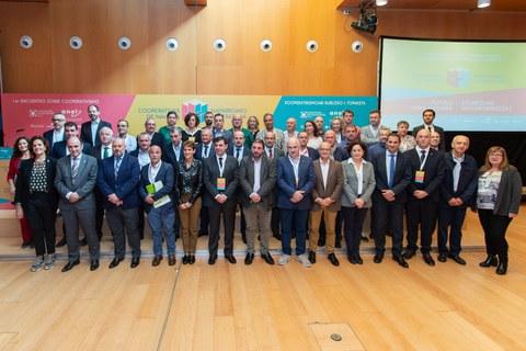 Construir el futuro económico de Navarra supone apoyar el desarrollo de las cooperativas