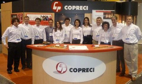 Copreci expone sus últimas novedades en la feria HPBA 2012 de Atlanta