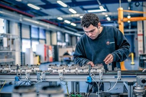 Copreci lanza un nuevo motor de recirculación para lavavajillas