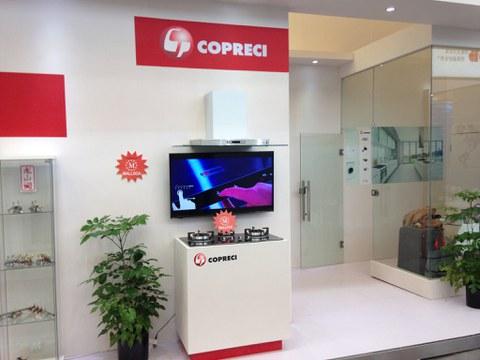 Copreci participa en la feria de electrodomésticos más importante de Asia