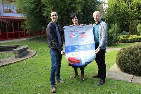 Cuenta atrás para FIRST LEGO League Euskadi-MONDRAGON