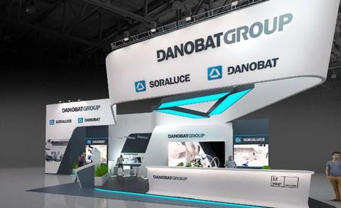 Danobat expone en Moscú los últimos avances tecnológicos