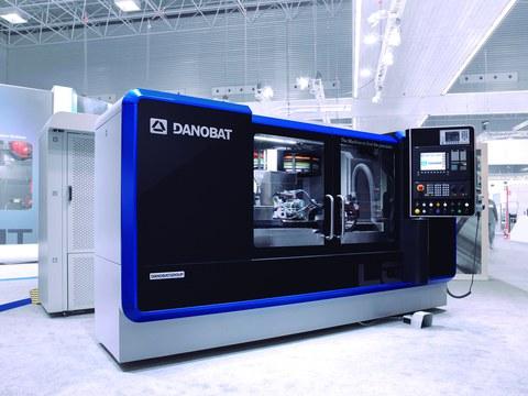 DANOBAT presenta una máquina de altas prestaciones en la Feria INTEC, en Alemania