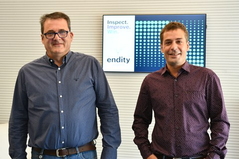 Danobatgroup e IDEKO han creado la empresa Endity Solutions