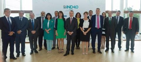 Danobatgroup participa en la iniciativa Bind 4.0