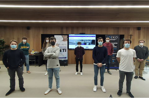 Danobatgroup premia proyectos de innovación aplicada desarrollados por alumnos