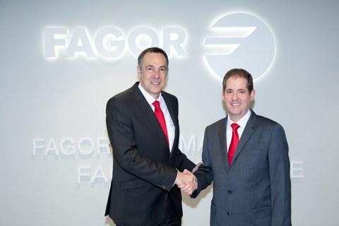 David Pascual, nuevo gerente de Fagor Arrasate