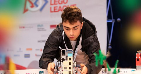 Deporte, innovación y seguridad reinventarán la final de FIRST LEGO League Euskadi el 8 de mayo