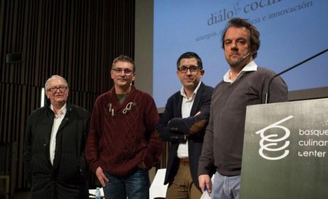 """Diálogos de Cocina analizará la """"cocina de código abierto"""""""