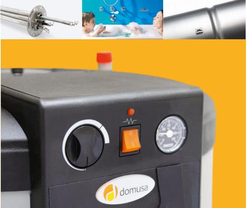Domusa ha lanzado los termos eléctricos HYDRINOX
