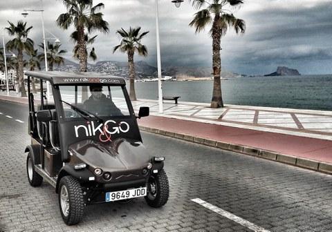 "EderMobilityServices presenta nik&Go en la ""Semana Europea de la Movilidad""de Vitoria-Gasteiz"