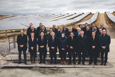 EKIAN, la mayor planta solar de Euskadi, ya está en marcha