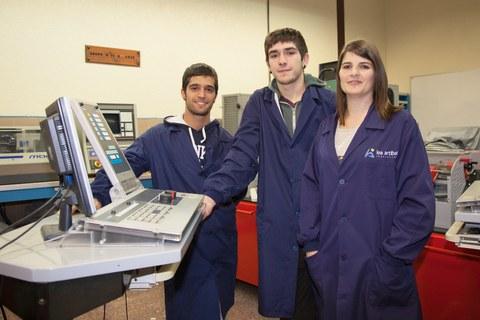 El 91% de los graduados en Lea Artibai Ikastetxea en el último año se encuentra trabajando