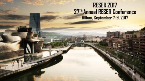El Ayuntamiento de Bilbao y Mondragon Unibertsitatea organizan el congreso mundial sobre Servicios Avanzados RESER 2017