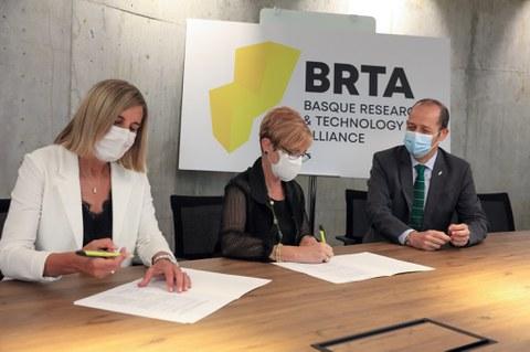 El centro tecnológico Leartiker se une a BRTA