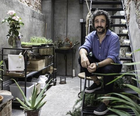 El chef Diego Guerrero se incorpora al Patronato de la Fundación Basque Culinary Center