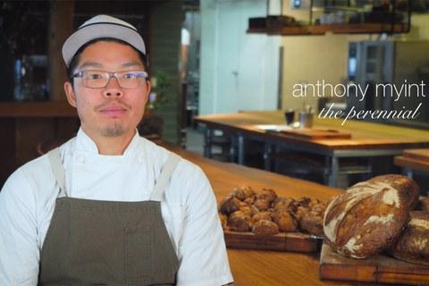 El chef estadounidense Anthony Myint ganador del Basque Culinary World Prize