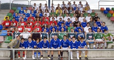 El equipo de Bizkaia, ganador de la sexta edición del Torneo de Fútbol 7 de Caja Laboral