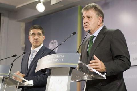 El Gobierno Vasco y MONDRAGON crean un centro para coordinar la investigación en el ámbito sociosanitario
