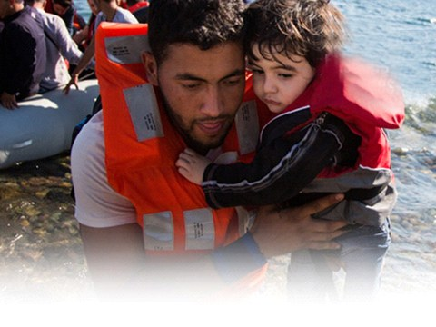 El Grupo Ulma, a través de su Fundación, colabora en la crisis de refugiados sirios