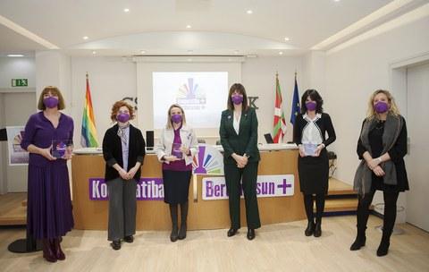 """El Movimiento Cooperativista Vasco reconoce a Ausolan y Eroski como """"pioneras en el ámbito de la igualdad"""""""