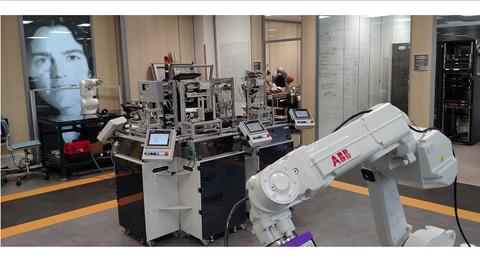 El nuevo laboratorio Industria 4.0 de Mondragon Unibertsitatea abre sus puertas
