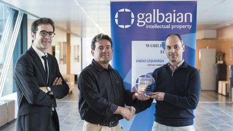 El premio GALBAHE se entregará el 26 de abril