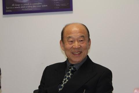 El presidente del Centro de Estudios de Derechos Humanos de la ONU hoy en Mondragon Unibertsitatea