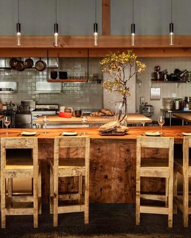 El primer restaurante del mundo cuya huella de carbono es cero