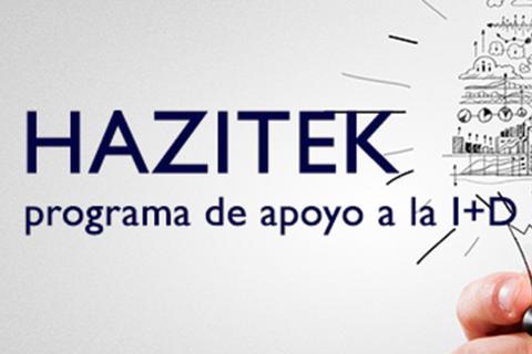 El Programa HAZITEK 2021 estará en marcha hasta el 12 de marzo