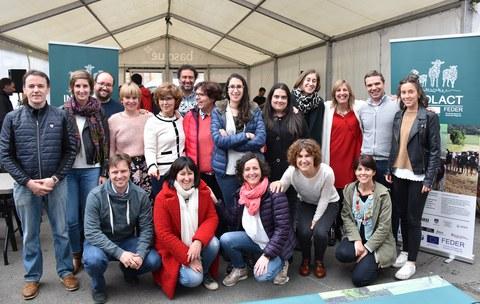El proyecto europeo INNOLACT finaliza con buenos resultados