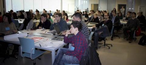 El Workshop sobre el concepto Smart reúne en Garaia a expertos, alumnos de MU y empresas de MONDRAGON