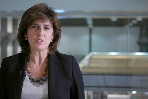 Elena Zárraga, nueva presidenta del clúster Gaia