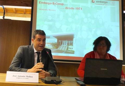 Embega, caso de éxito en Navarra
