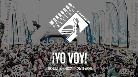 En 2015 Orbea cumple 175 años y celebrará la XV edición de Orbea Monegros
