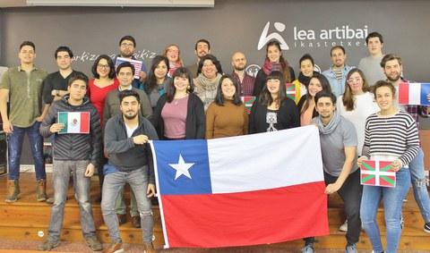 En marcha la tercera edición del programa TEP liderado por Leartiker y Lea Artibai Ikastetxea