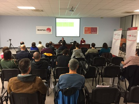 Encuentro de empresas navarras en torno al euskera