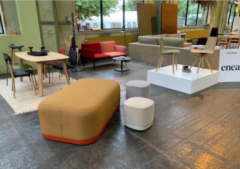 Enea ha presentado con éxito sus novedades en Copenhague